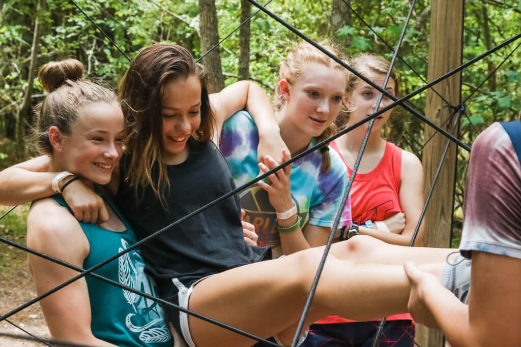 Activity Low Ropes
